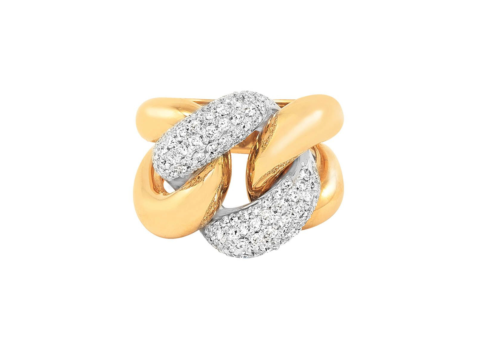 Jean Saadé Collections Modern, Florentine And Modern – Handcrafted Inside Newest Elegant Sparkle Rings (View 9 of 25)