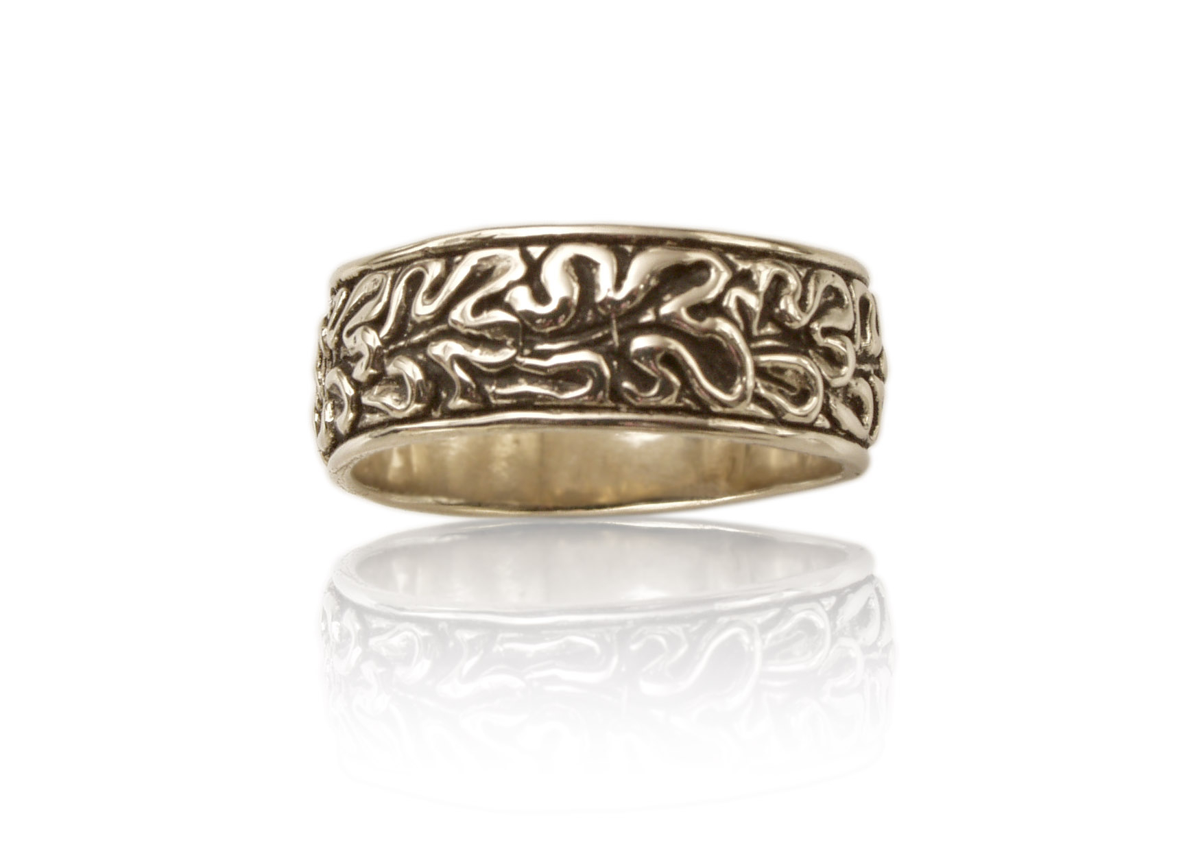 Jewelryda'oud Throughout Newest Oak Leaf Double Rings (View 11 of 25)
