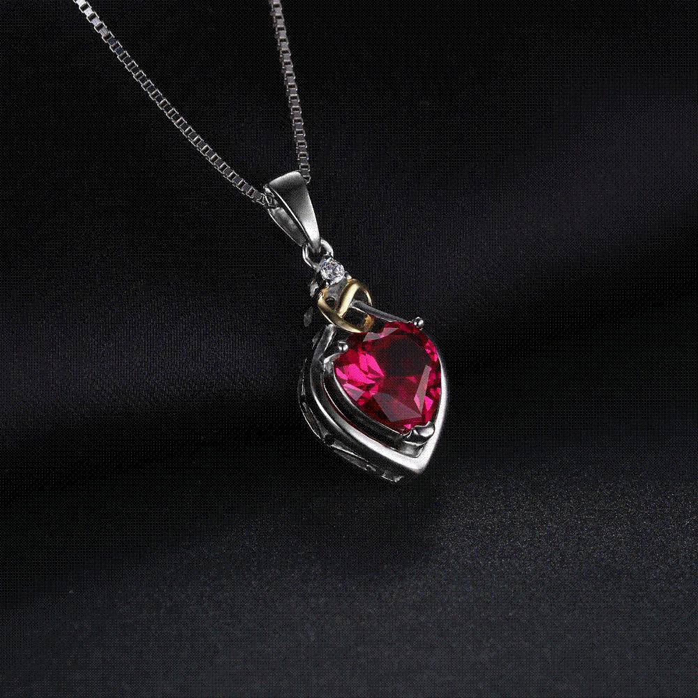 Jewelrypalace Love Knot Heart  (View 13 of 25)