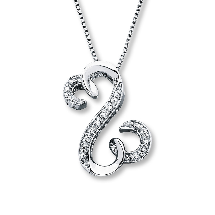 Kay Jewelers Necklaces Heart – Epclevittown Throughout Current Open Heart Necklaces (View 9 of 25)