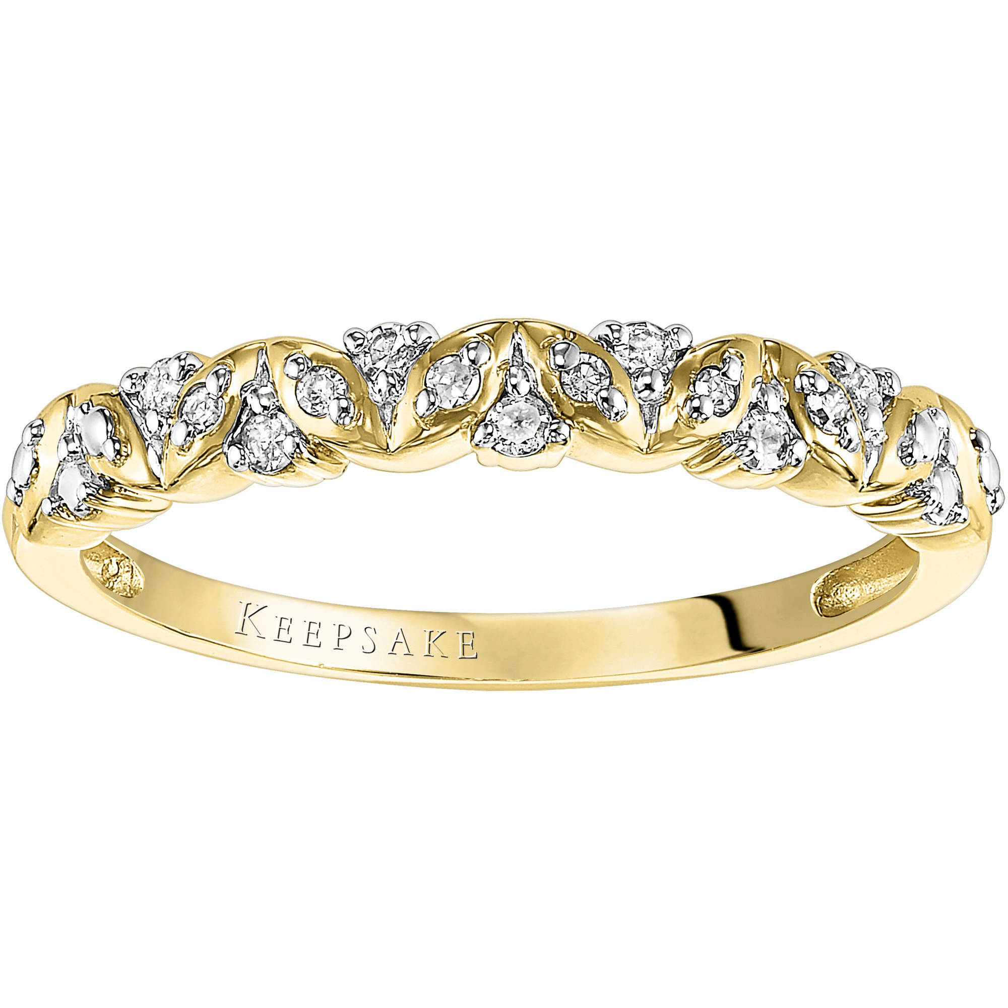 Keepsake – Sweet Remembrance 1/10 Carat T.w (View 16 of 25)