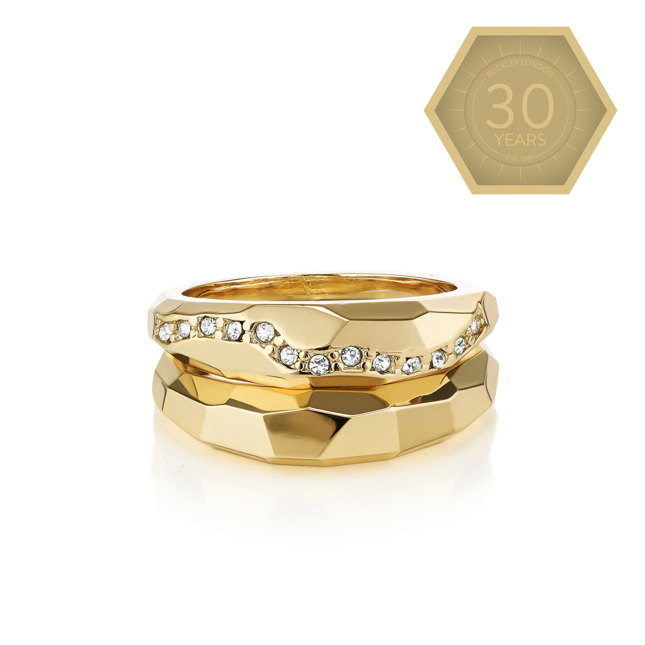 Legacy Stacker Rings Intended For Best And Newest Multifaceted Rings (View 12 of 25)