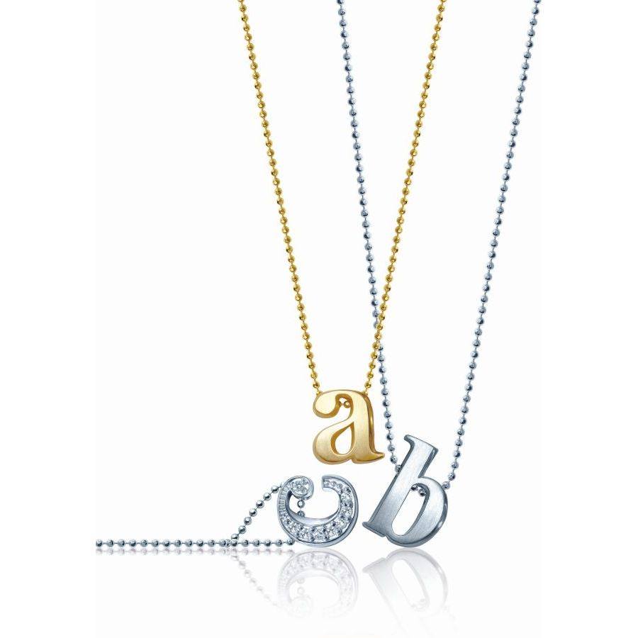 Little Letters Pendants With Regard To Most Popular Letter S Alphabet Locket Element Necklaces (View 11 of 25)