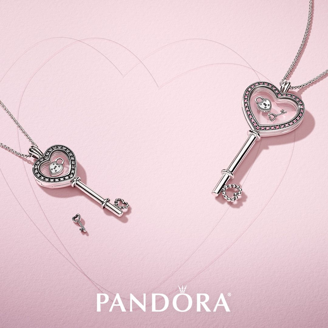 Lock Your Love With The New Floating Locket From Pandora (View 8 of 25)