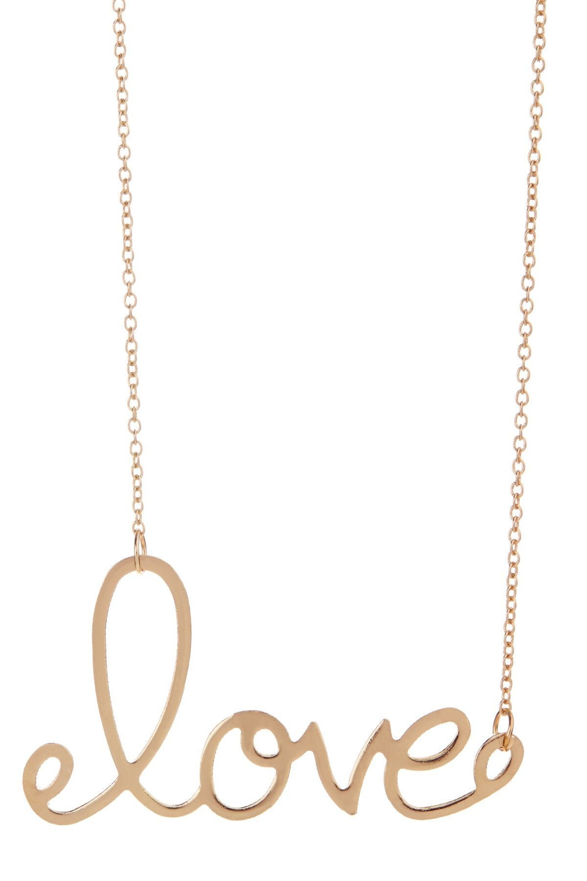 Love Script Necklace | Get In My Closet | Jewelry, Jewelry Intended For Most Recently Released Loved Script Necklaces (View 14 of 25)