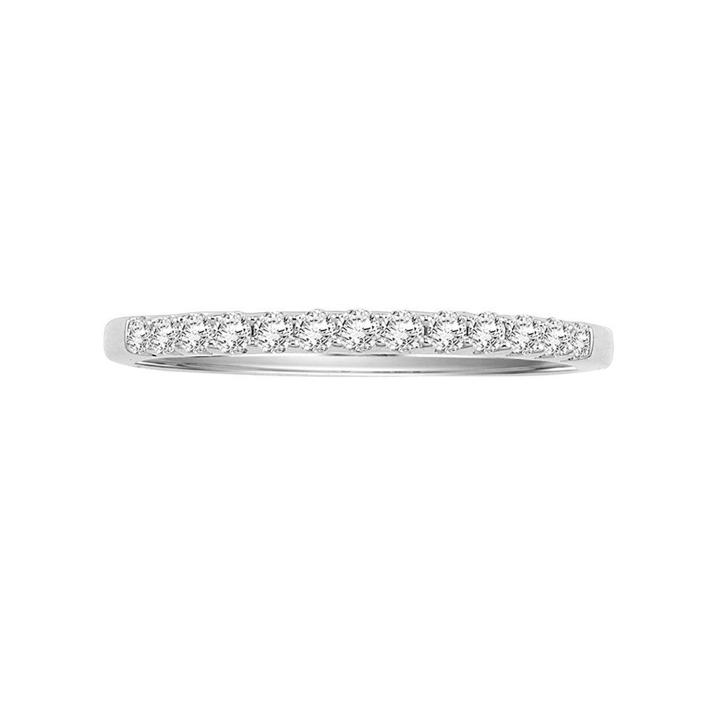Lovemark 14k White Gold 1/4 Ct. T.w (View 7 of 25)