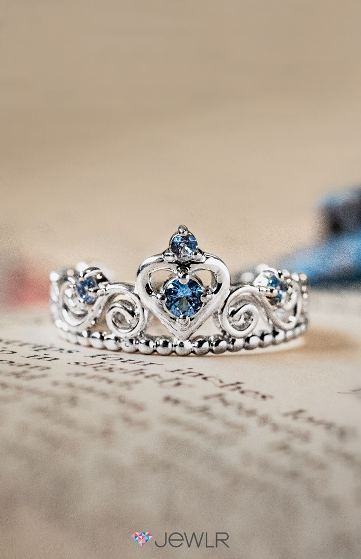 Make Every Day Feel Like A Fairytale With Your Own Personalized Pertaining To Most Popular Fairytale Tiara Rings (View 17 of 25)