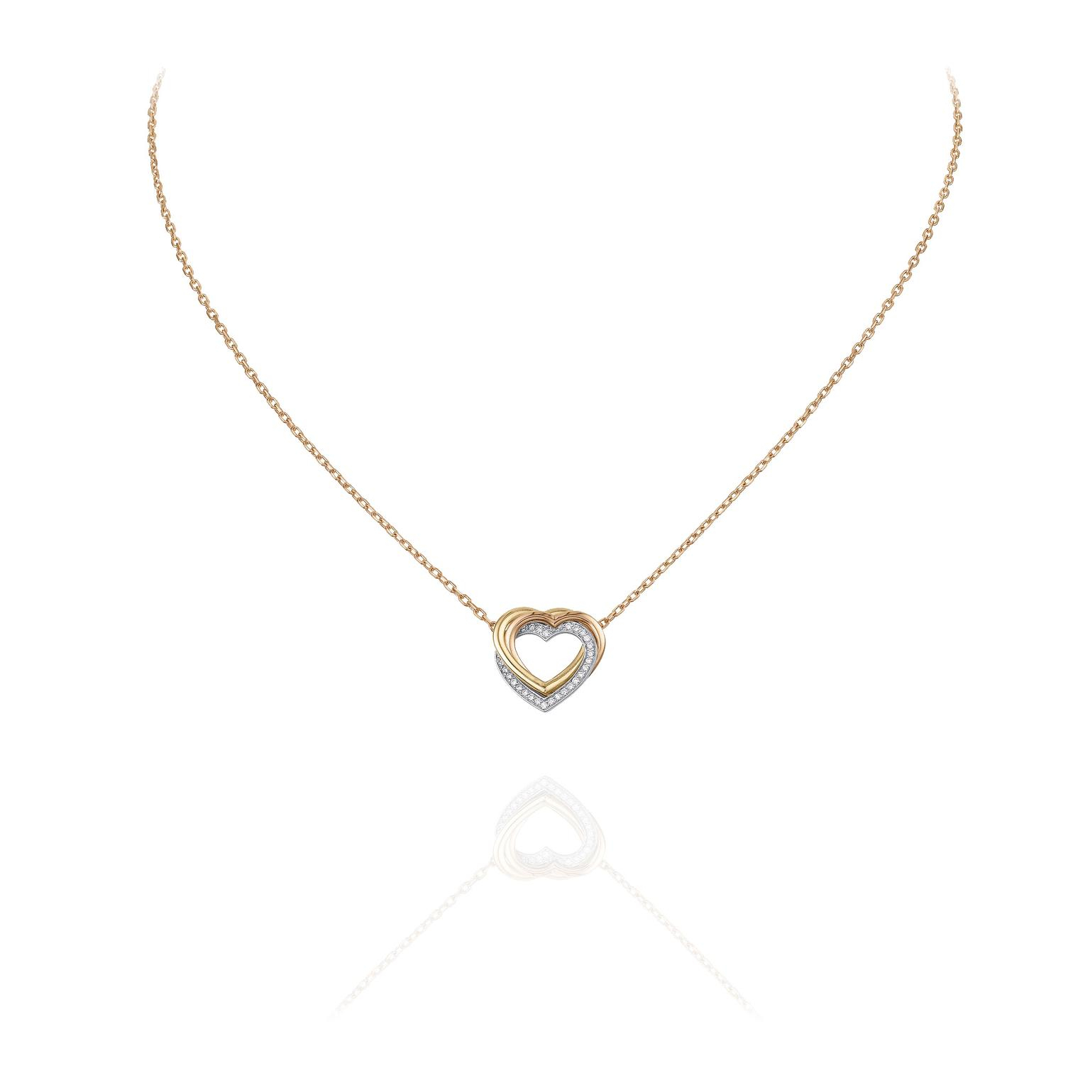 Meaning Of The Heart Motif In Antique Jewellery | The Jewellery Editor Pertaining To Recent Crown & Interwined Hearts Pendant Necklaces (Gallery 21 of 25)