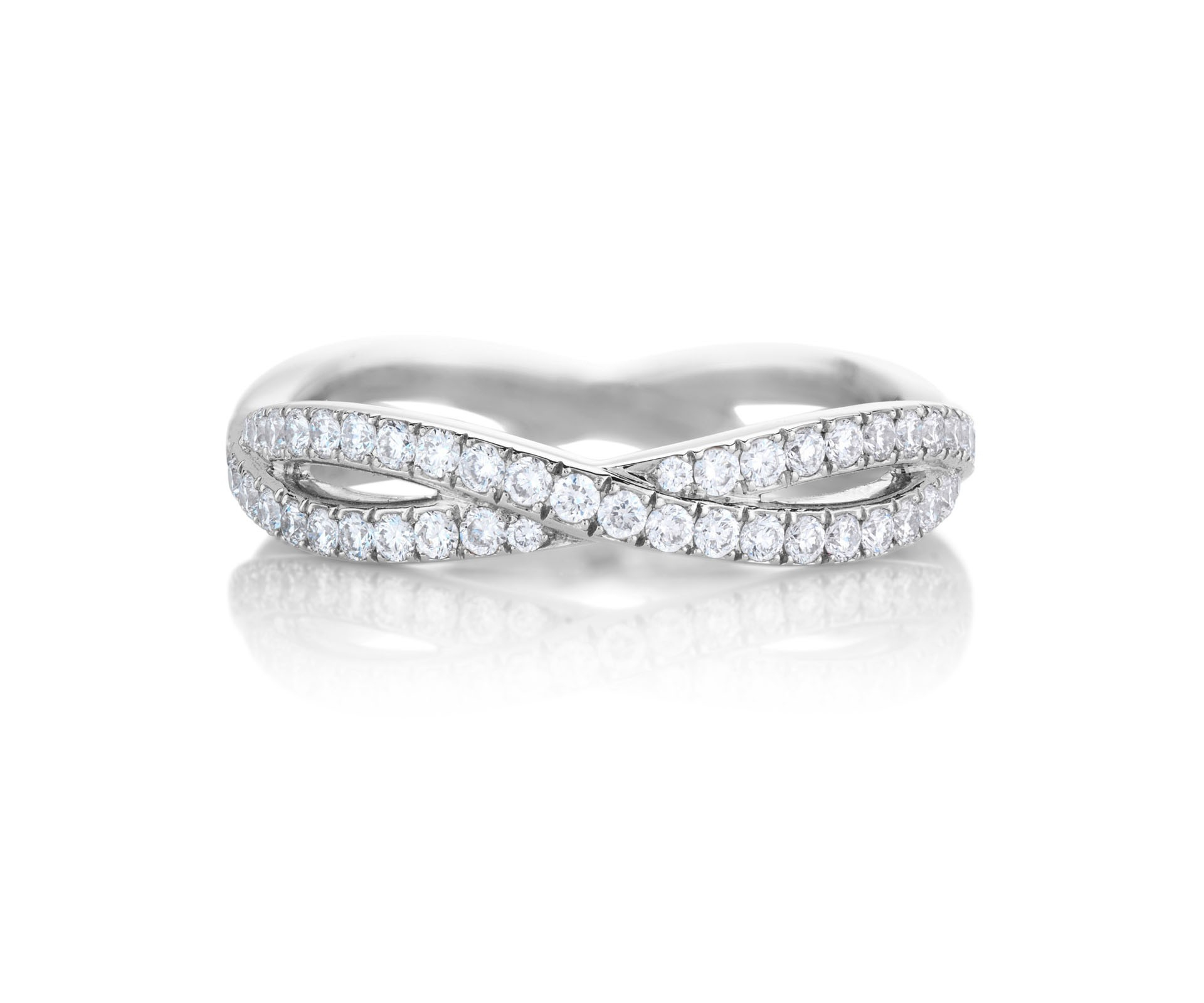 Milestone Moments | Jewelry | Page 3 Throughout Most Recent Diamond Three Row Collar Anniversary Bands In White Gold (Gallery 10 of 25)