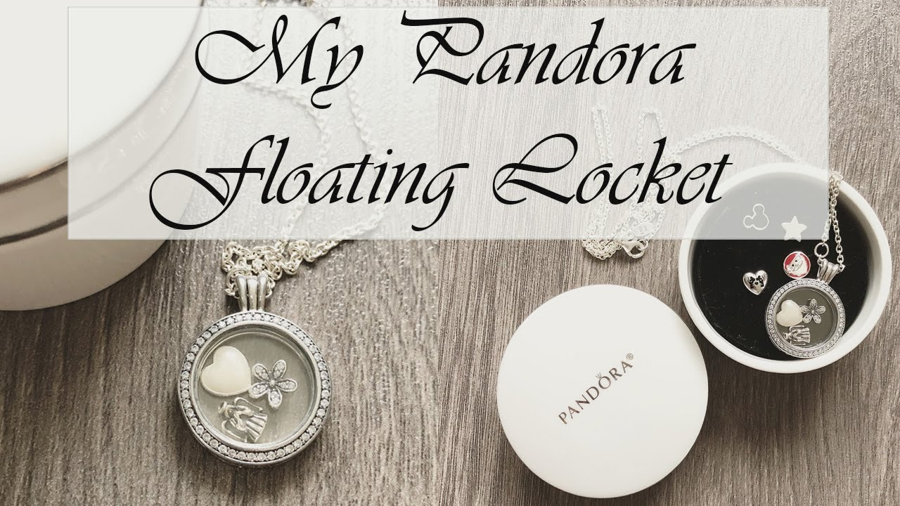My Pandora Floating Locket Necklace | How I Design Pertaining To Most Current Pandora Lockets Sparkling Necklaces (View 15 of 25)