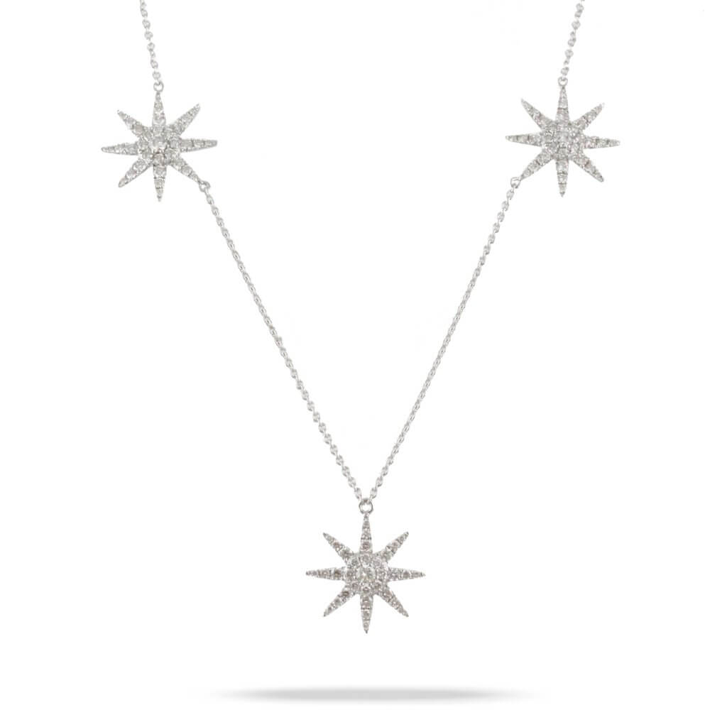 Necklace Archives – George Press Throughout 2019 Twinkling Christmas Tree Locket Element Necklaces (View 11 of 25)
