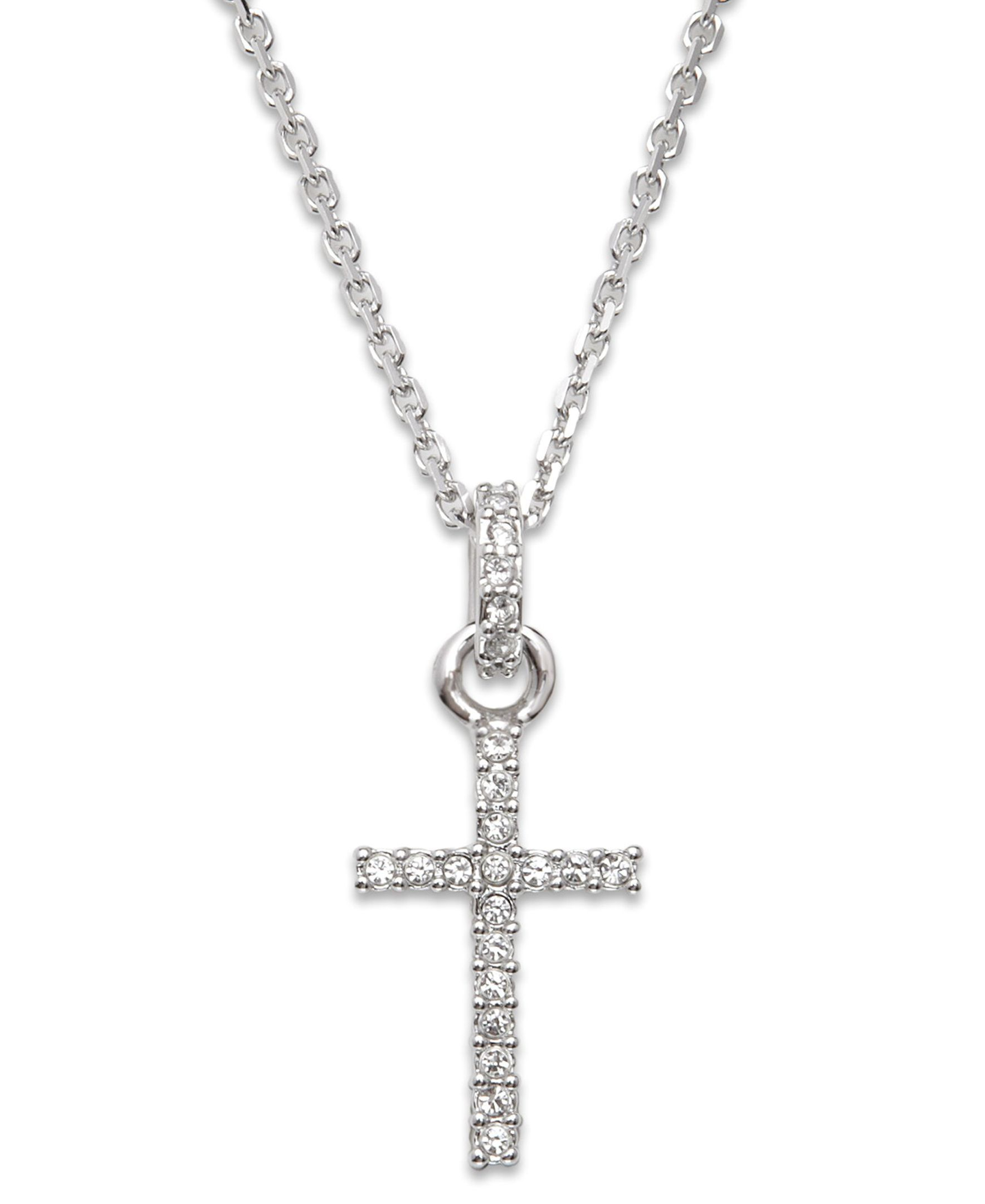 Necklace, Crystal Cross Pendant In 2019 | Jewelry | Crystal Cross With 2019 Sparkling Cross Pendant Necklaces (View 13 of 25)
