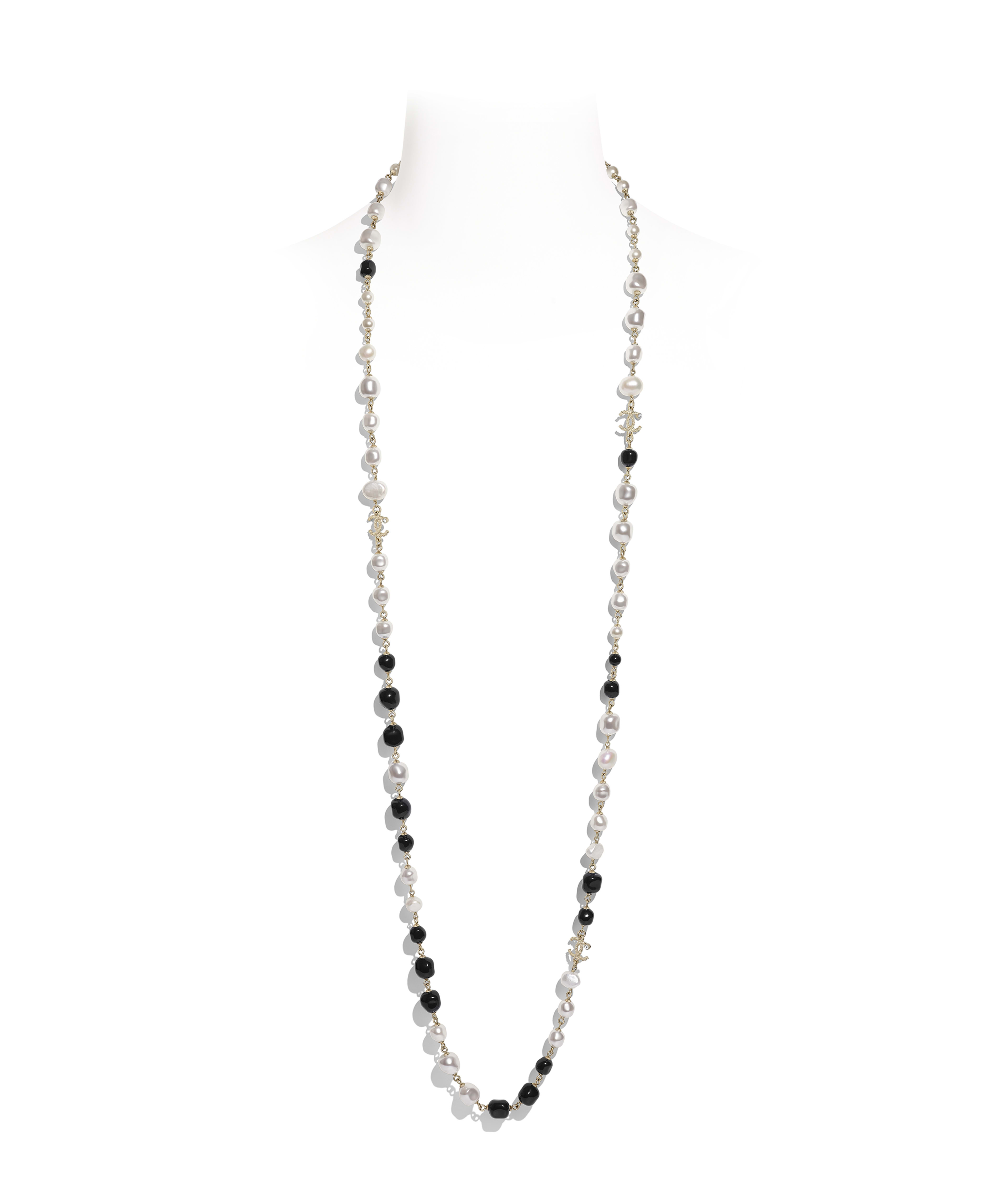 Necklaces – Costume Jewelry   Chanel Inside Most Recent String Of Beads Y  Necklaces (Gallery 22 of 25)