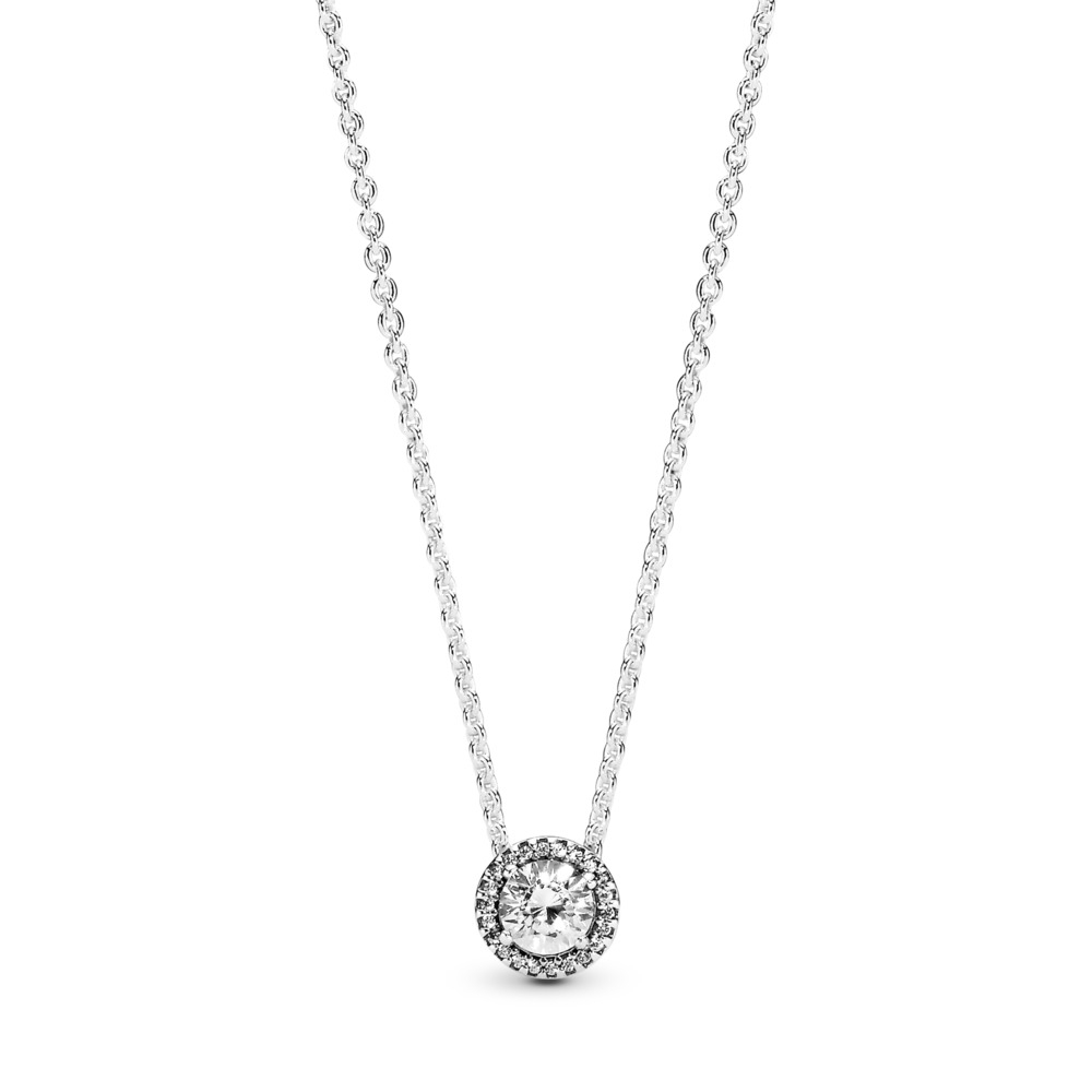 Necklaces Throughout Recent Pandora Logo Pendant Necklaces (Gallery 15 of 25)