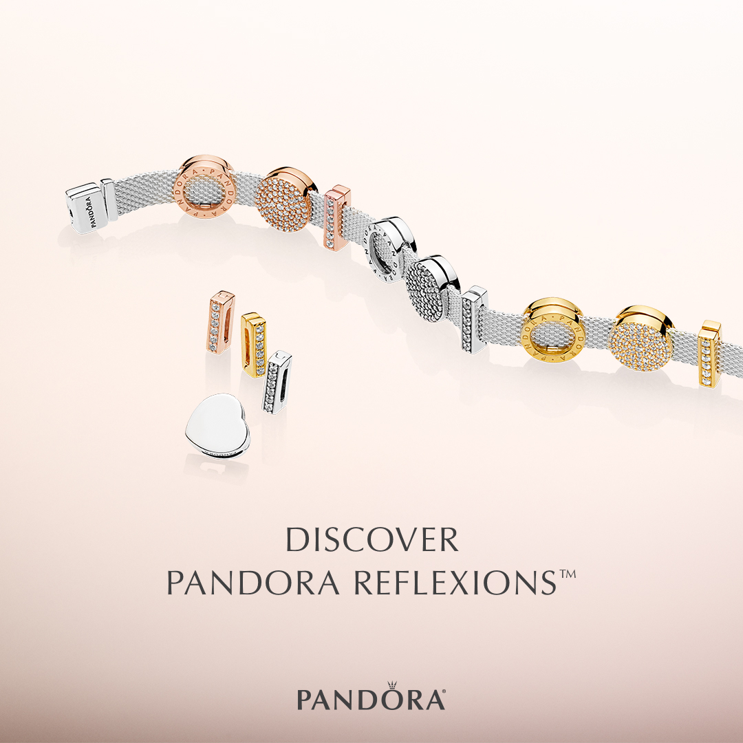 New Pandora Reflexions Collection | Available Now! • Rutledge Jewellers With Regard To 2020 Pandora Reflexions Mesh Choker Necklaces (View 18 of 25)