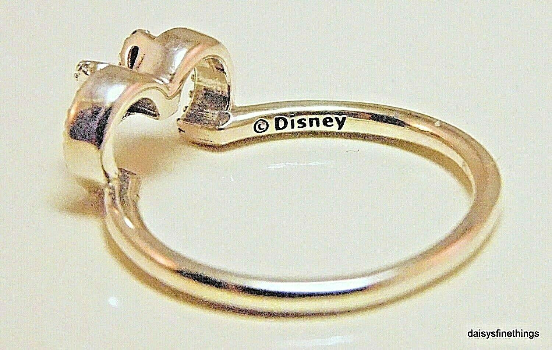 Nwt Authentic Pandora Disney Minnie Silhouette Ring #197509Cz Multiple Size With 2017 Disney Minnie Silhouette Rings (View 9 of 25)