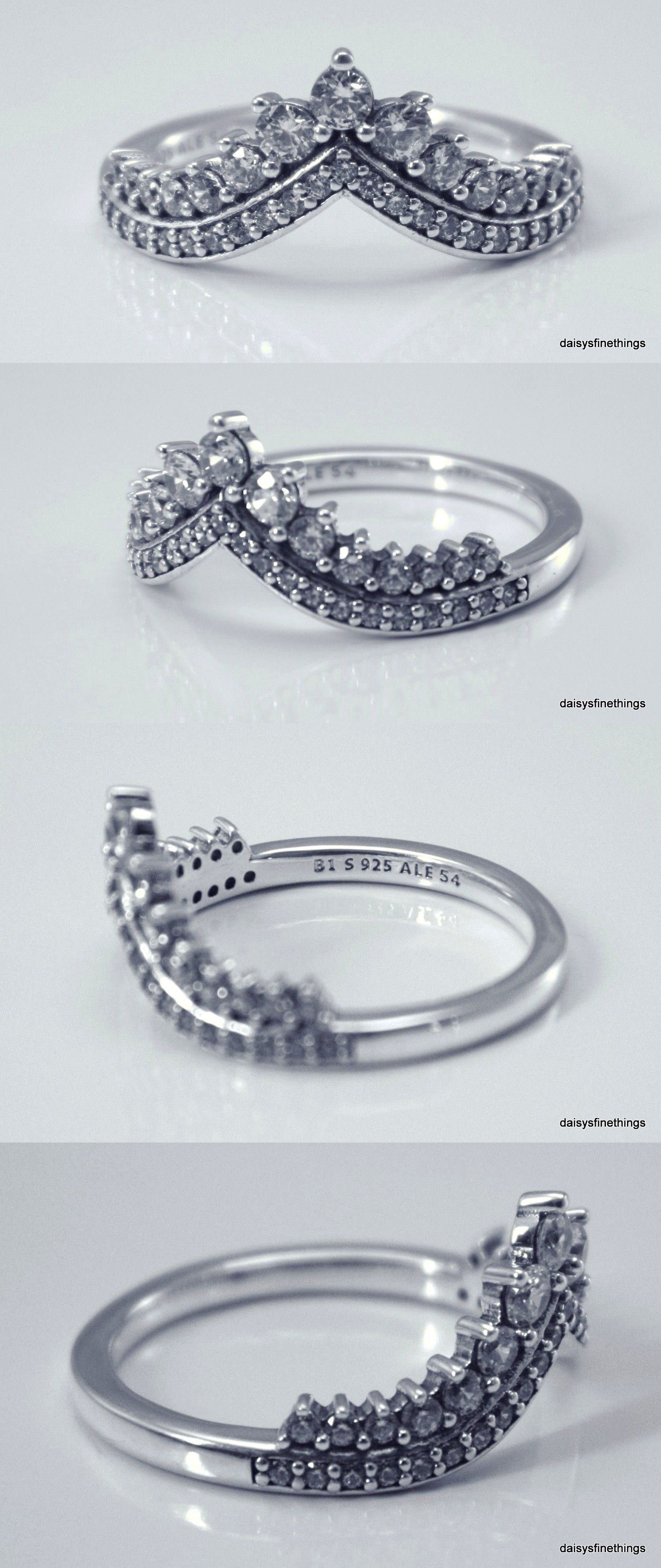 Other Fine Rings 177030: Authentic Pandora Silver Ring Princess Wish Throughout Most Up To Date Princess Wish Rings (View 6 of 25)