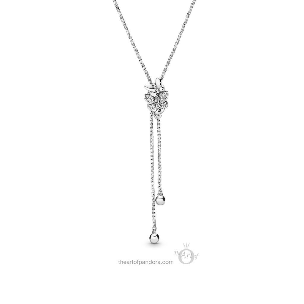 Pandora 2019 Spring Collection | Pandora | Pandora Necklace Throughout Best And Newest Ice Crystal Heart Collier Necklaces (View 17 of 25)