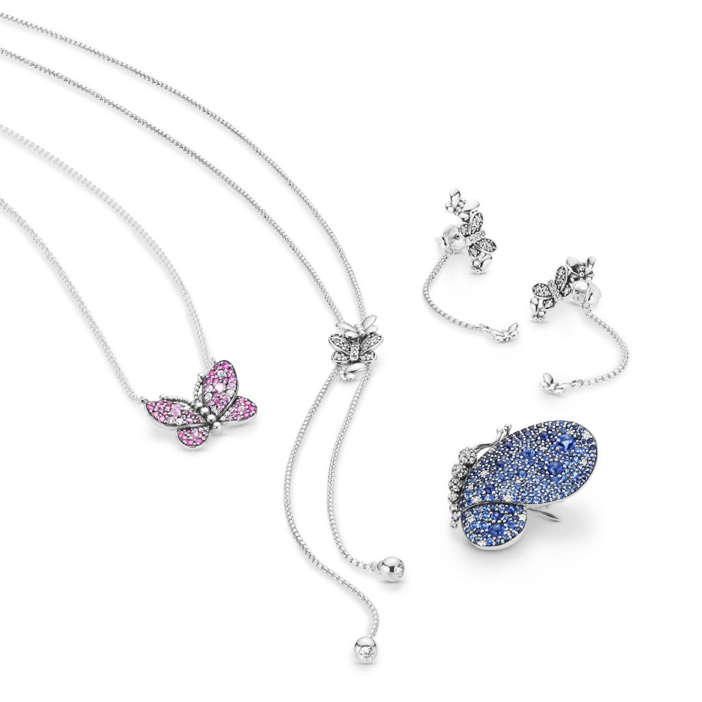 Pandora 2019 Spring Collection – The Art Of Pandora | More Than Just Regarding Current Matte Brilliance Heart Pendant Necklaces (View 15 of 25)