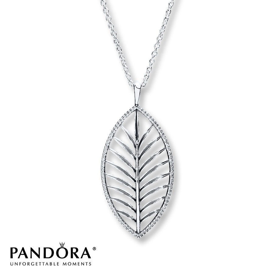 Featured Photo of Tropical Palm Pendant Necklaces
