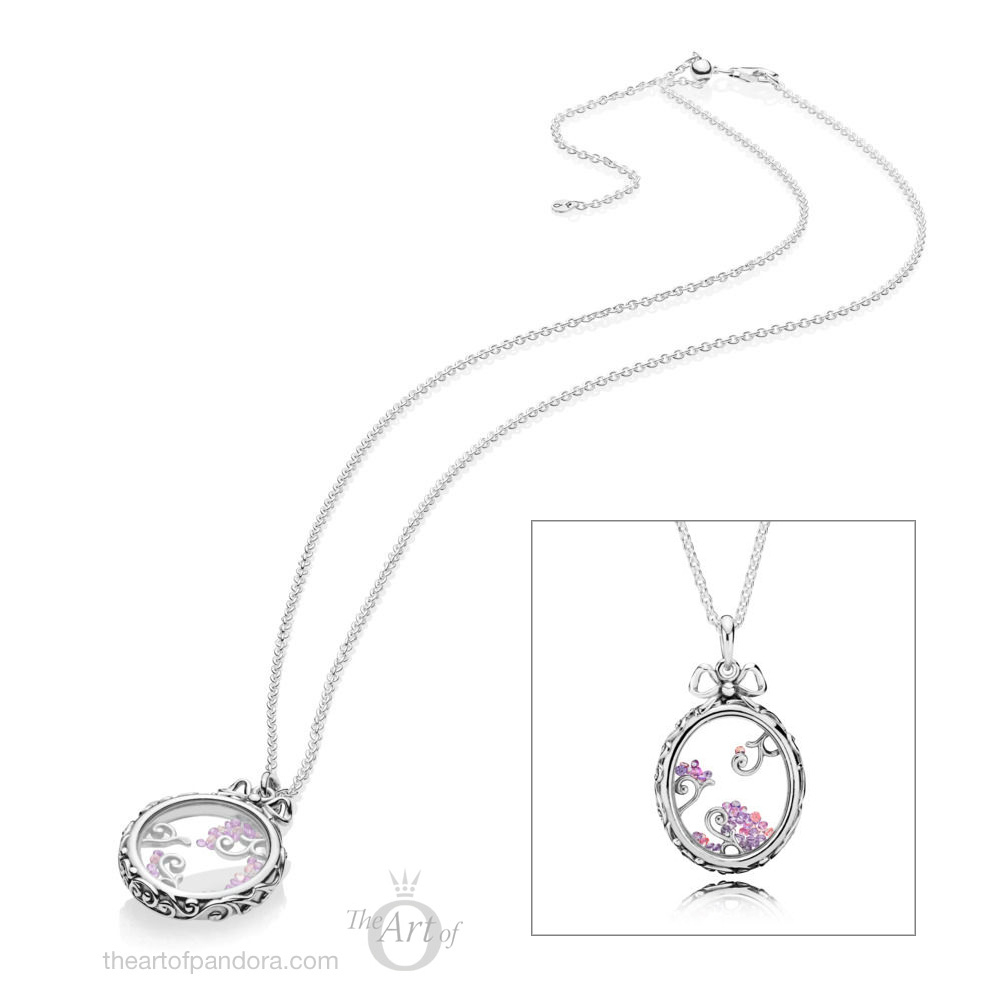 Pandora Autumn 2018 Collection – The Art Of Pandora | More Than Just Pertaining To 2020 Pandora Lockets Crown O Necklaces (View 24 of 25)