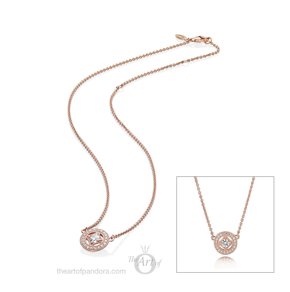Pandora Autumn 2018 Collection – The Art Of Pandora | More Than Just With Regard To Current Gate Of Love Necklaces (View 16 of 25)
