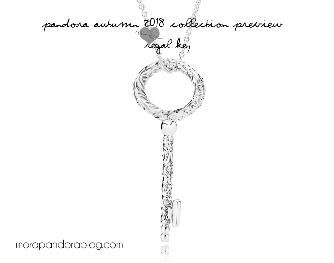 Pandora Autumn 2018 Jewellery Preview | Pandora Jewelry | Pandora Within Most Up To Date Regal Key Pendant Necklaces (View 8 of 25)
