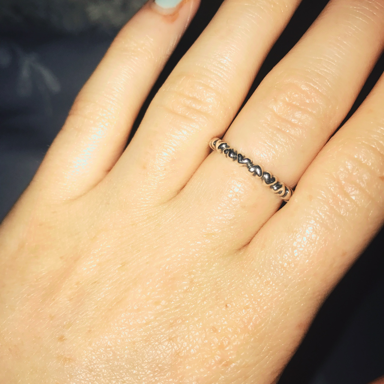 Featured Photo of Band Of Hearts Rings