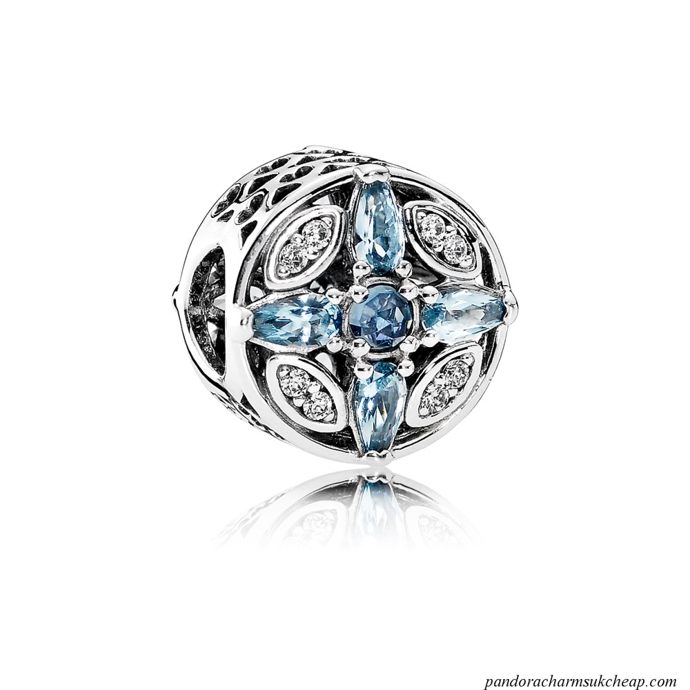 Pandora Charms : Many Styles,gift Box,pandora Special Moment,pandora In Current Multi Colored Crystal Patterns Of Frost Pendant Necklaces (View 10 of 25)