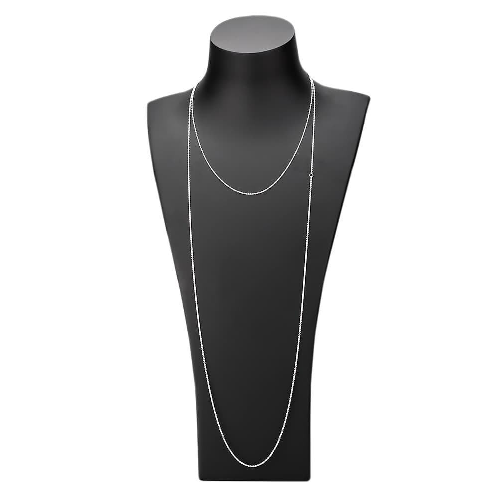 Pandora Classic Cable Chain Necklace 590412 90 Throughout Best And Newest Classic Cable Chain Necklaces (View 20 of 25)