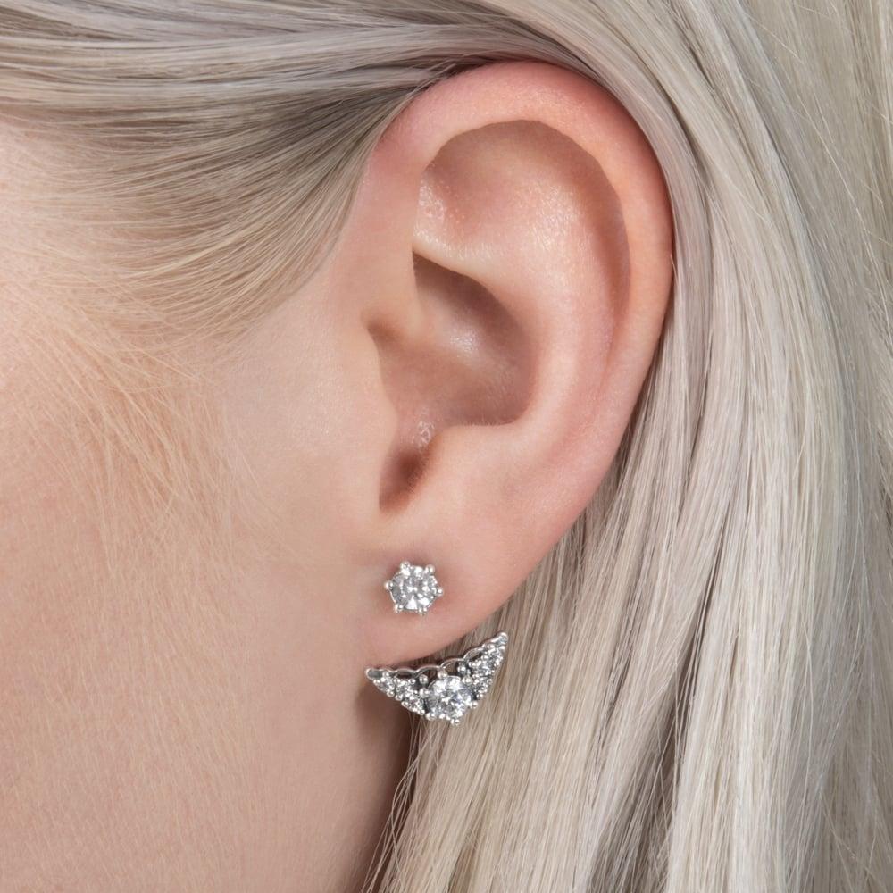 Pandora Fairytale Tiara Earrings – Best All Earring Photos Within 2017 Fairytale Tiara Rings (View 16 of 25)