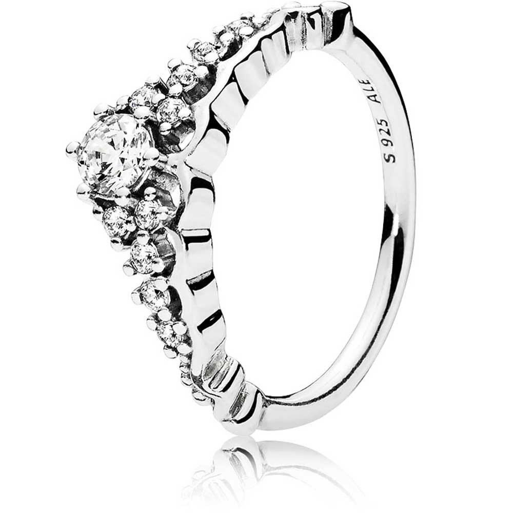Pandora Fairytale Tiara Ring 196226cz Pertaining To Most Recently Released Fairytale Tiara Rings (View 2 of 25)