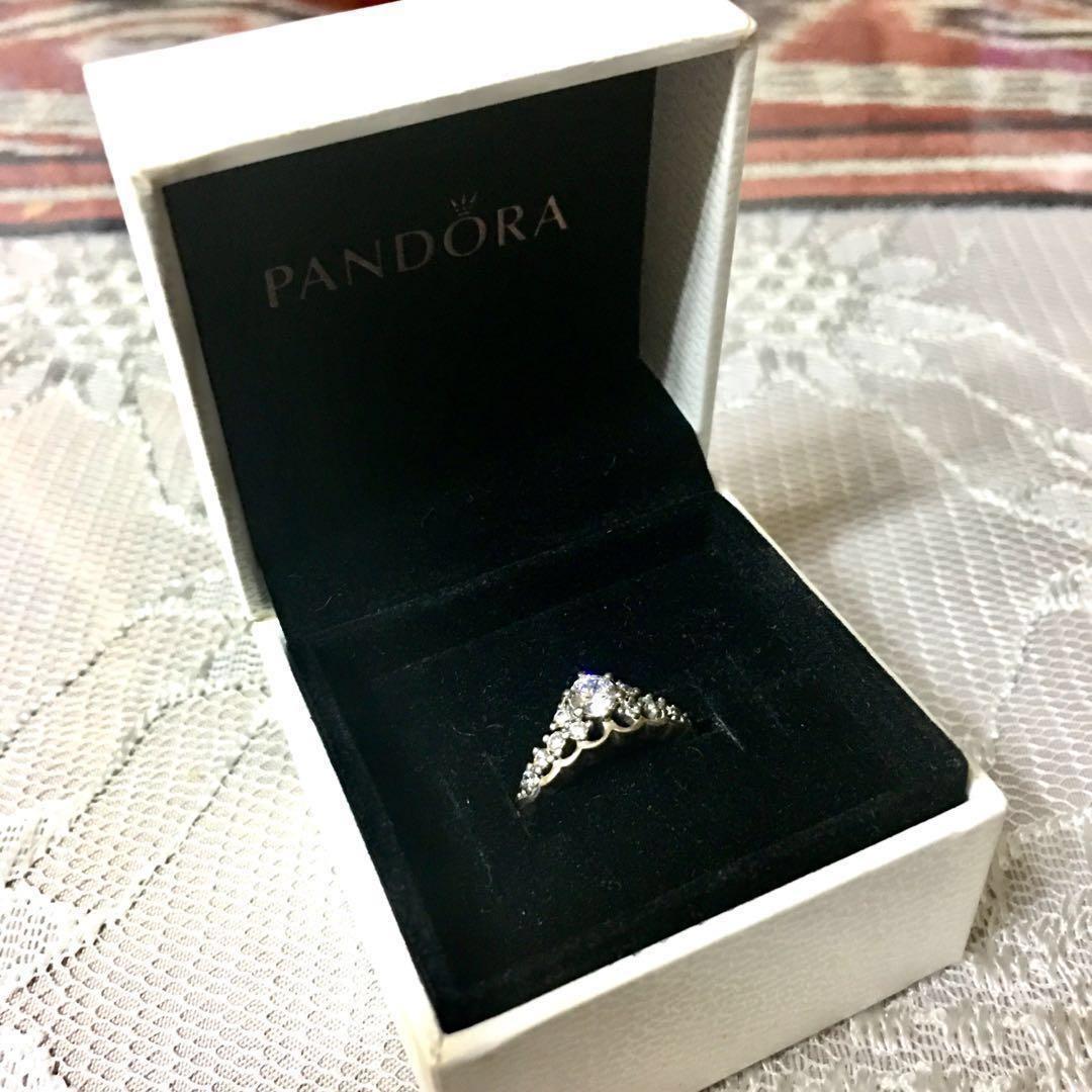 Pandora Fairytale Tiara Ring Throughout Best And Newest Fairytale Tiara Rings (View 15 of 25)