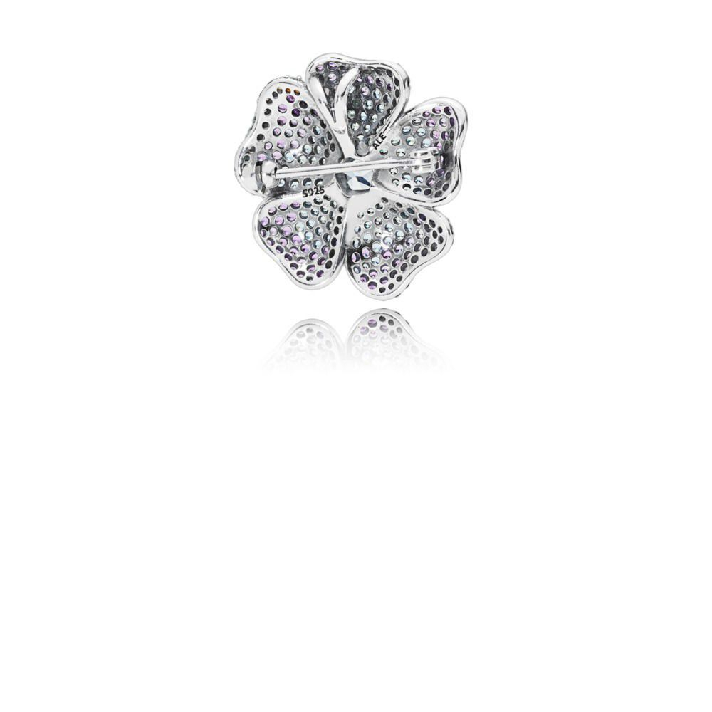 Pandora Glorious Bloom Pendant And Brooch 397081nrpmx Within Most Recent Glorious Bloom Pendant Necklaces (View 6 of 25)