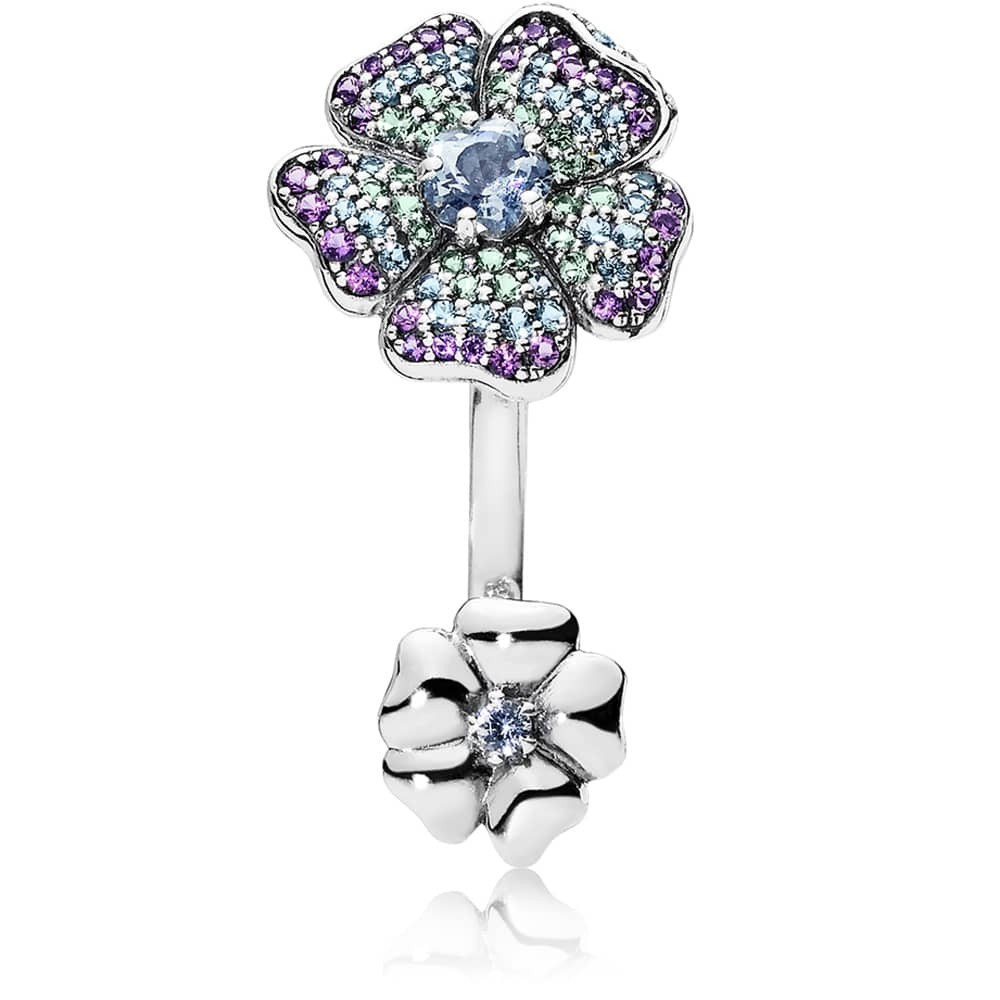Pandora Glorious Blooms Ring 197086nrpmx For Best And Newest Glorious Bloom Pendant Necklaces (View 16 of 25)