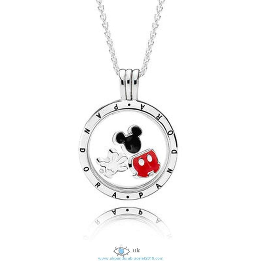 Pandora Jewelry Sale Uk – Pandora Low Price Pandora Disney Mickey Intended For Most Recently Released Disney Mickey Floating Locket Necklaces (View 6 of 25)