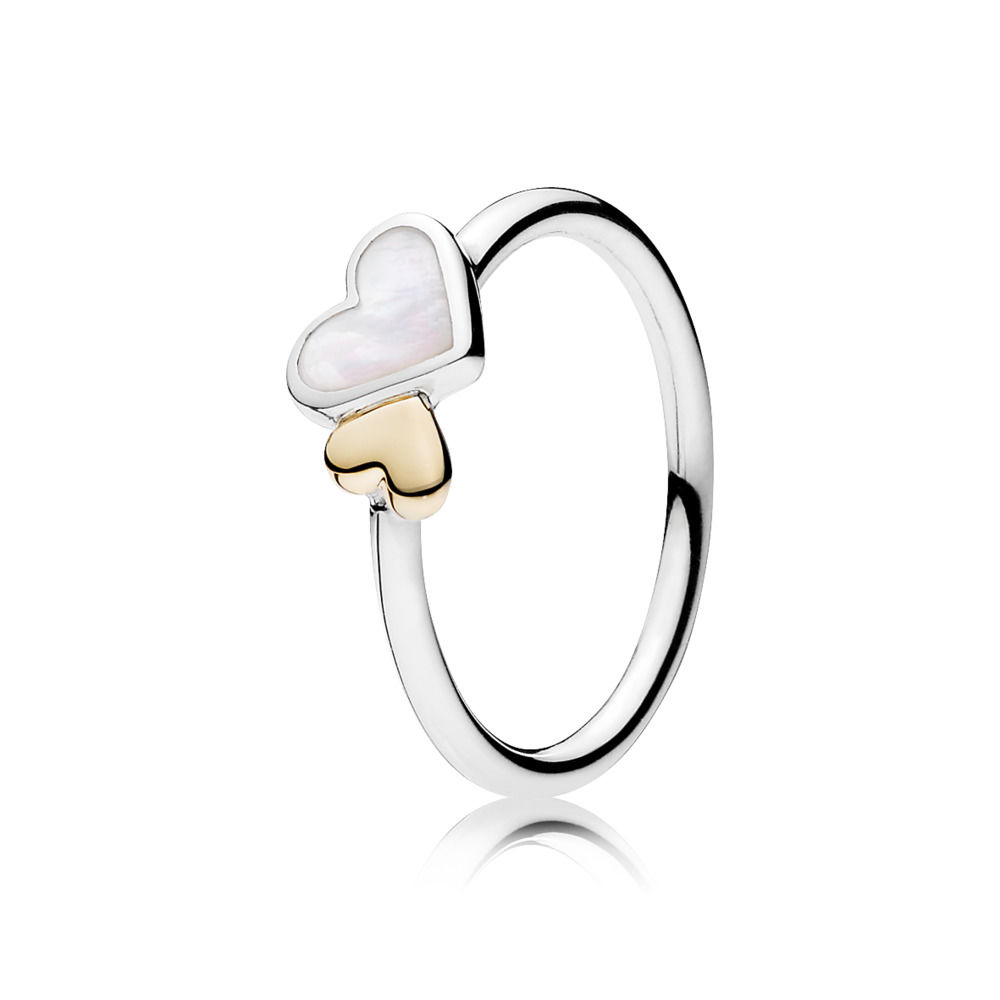 Pandora Luminous Hearts Ring Black Friday Sale With Regard To Best And Newest Pandora Logo & Hearts Rings (View 16 of 25)