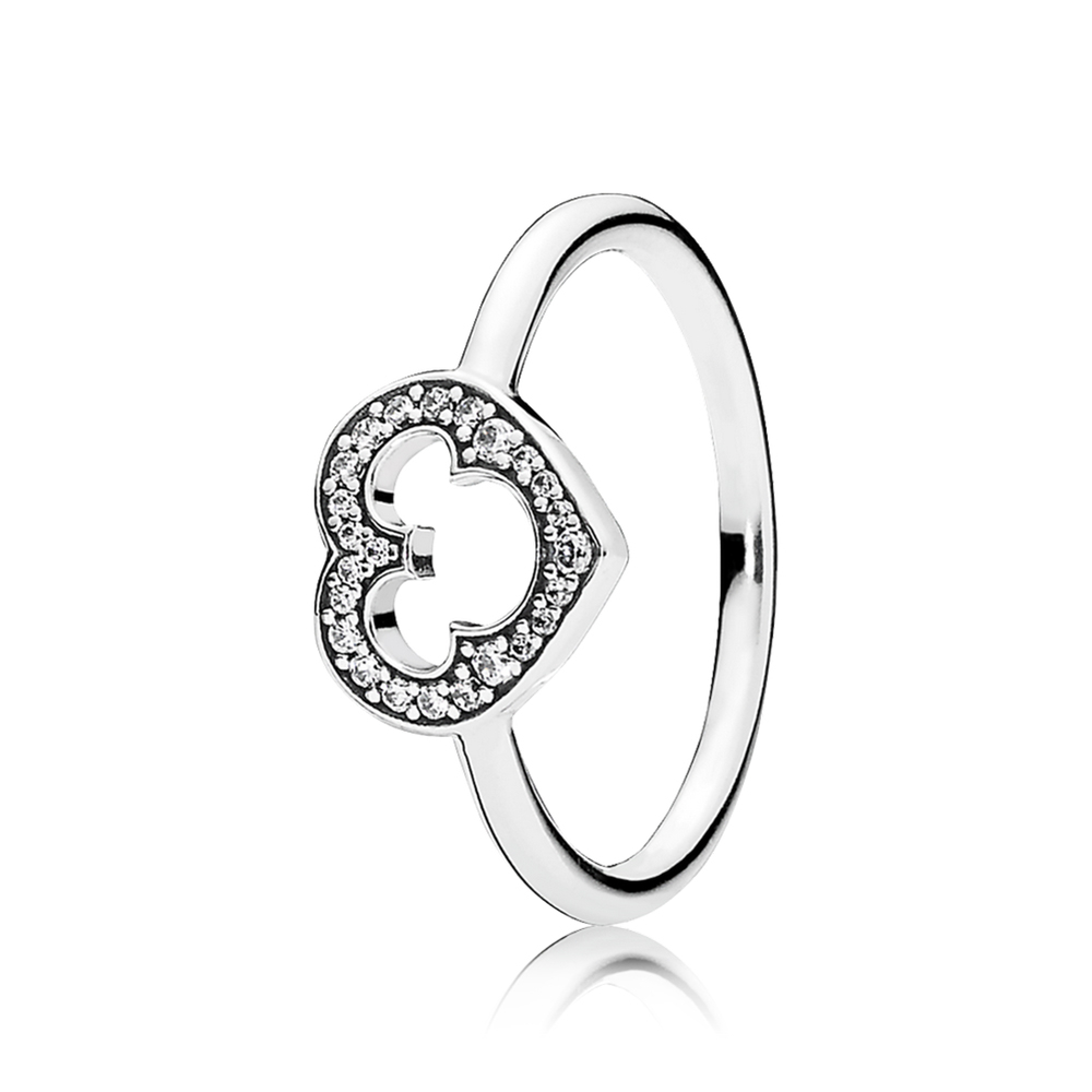 Pandora Mickey Ring – Free Delivery Available (View 22 of 25)