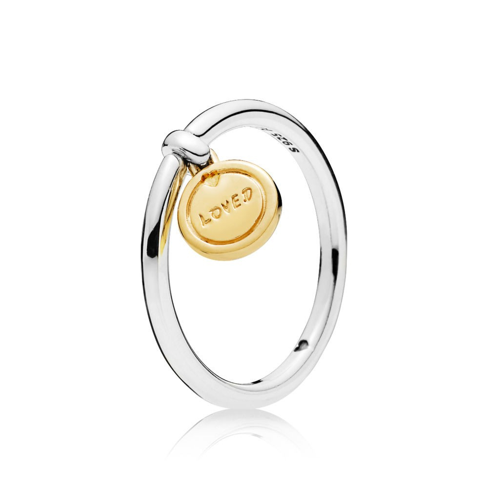 Pandora Modern Lovepods Ring, Clear Cz, 197295Cz – Panmemories Pertaining To Most Popular Pavé Modern Lovepods Rings (View 13 of 25)