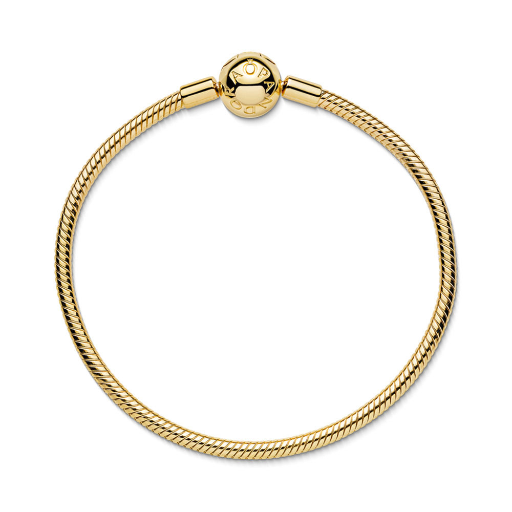 Pandora Moments Snake Chain Bracelet Gold Canada – Pandora Online With Latest Pandora Moments Snake Chain Necklaces (View 16 of 25)
