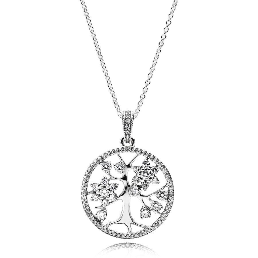 Pandora Necklace 390384Cz 80 (Size: (View 24 of 25)