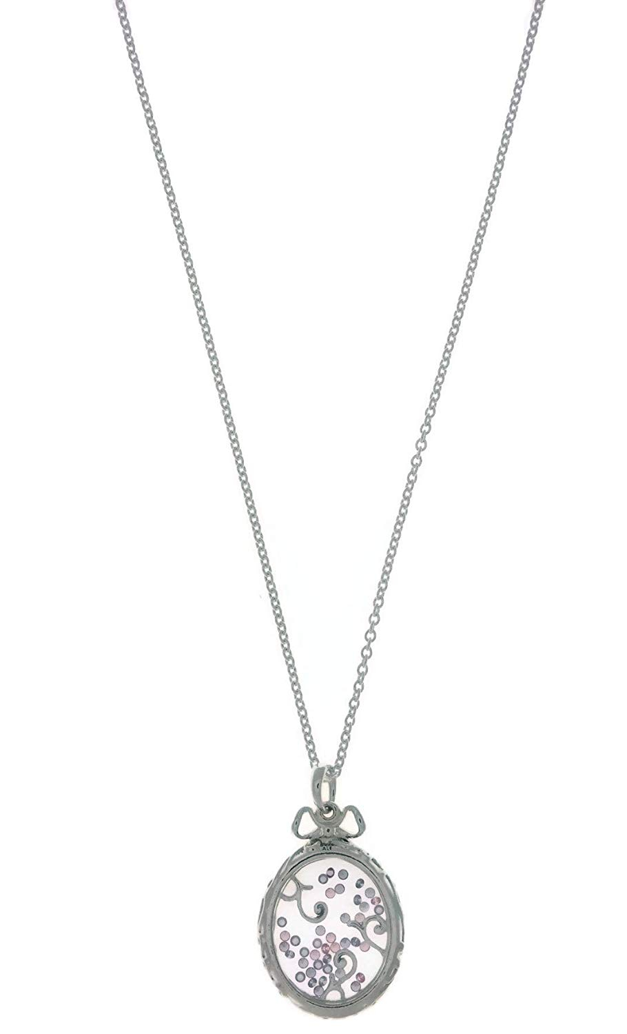 Pandora Necklace Locket : Shop Pandora Charms, Rings, Earrings Throughout Most Recently Released Pandora Lockets Crown O Necklaces (View 12 of 25)