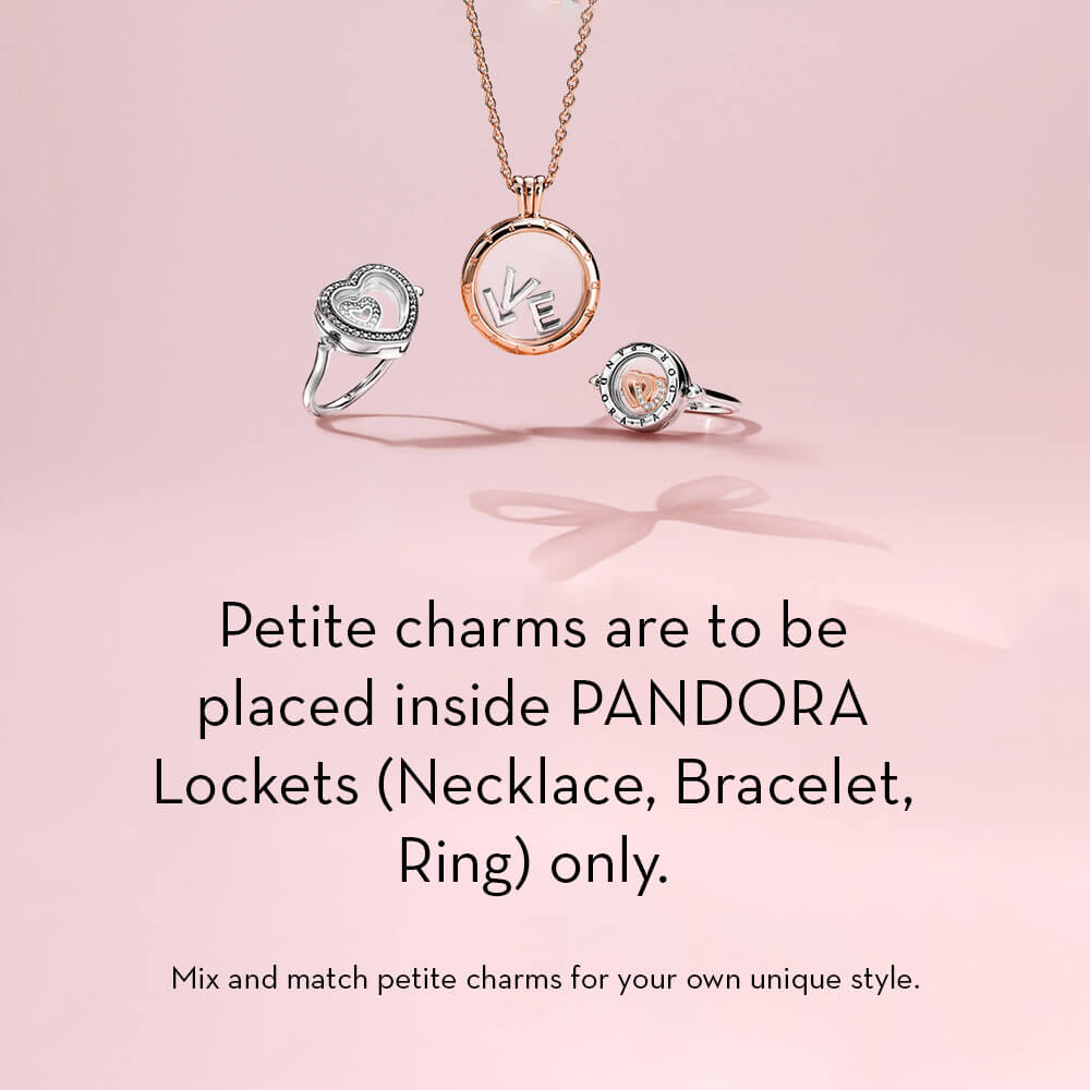Pandora Petite Locket August Droplet Charm Intended For Most Up To Date August Droplet Pendant Necklaces (Gallery 7 of 25)