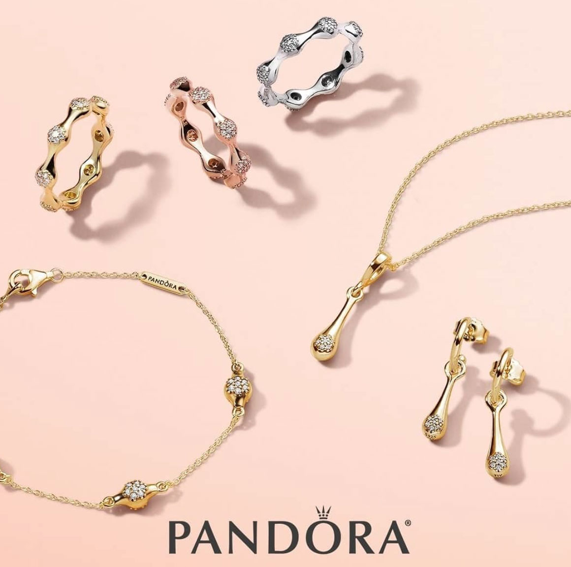 Pandora Pre Autumn 2018 Live Images – The Art Of Pandora | More Than With 2019 Pandora Moments Medium O Pendant Necklaces (Gallery 25 of 25)