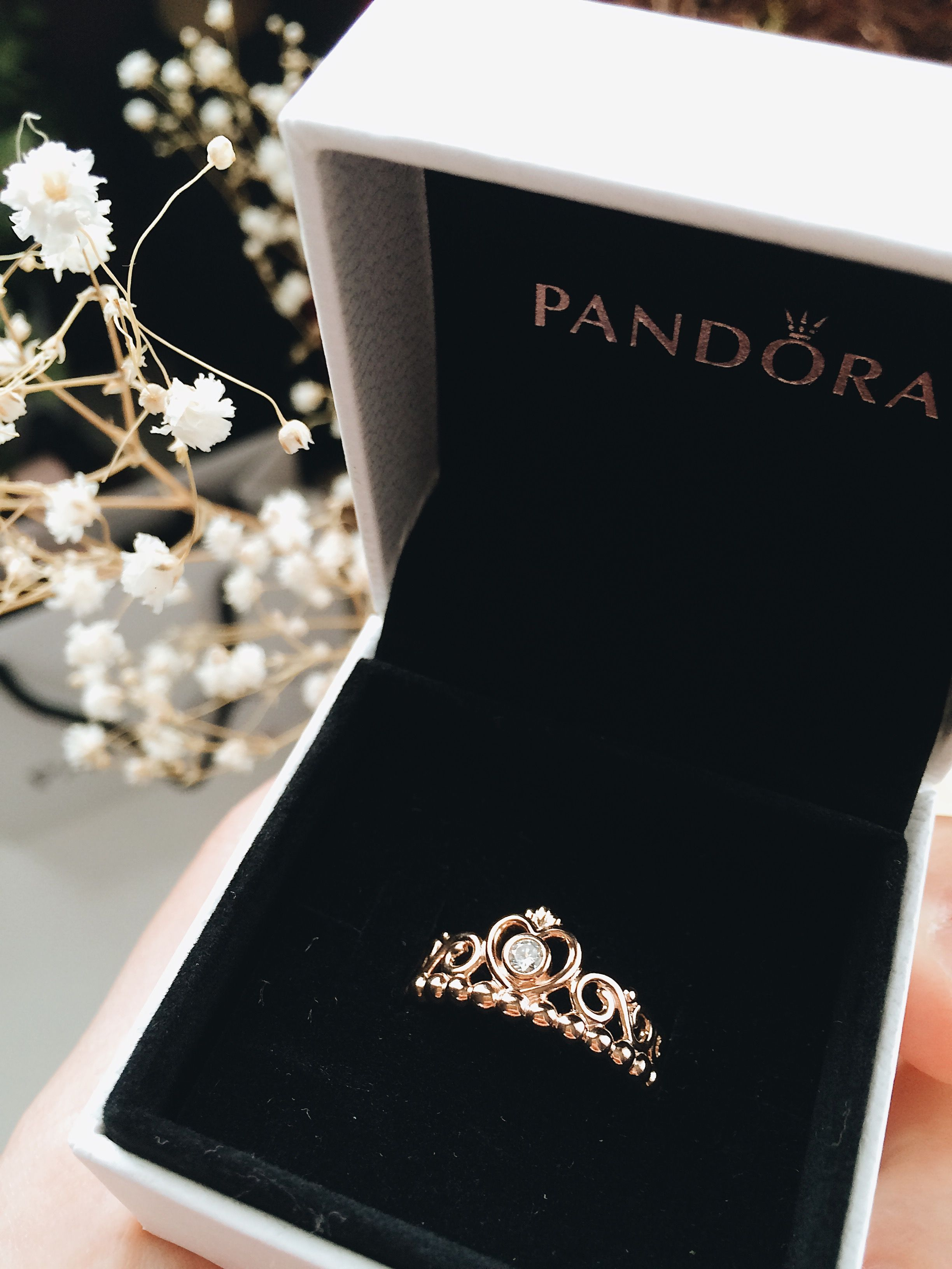 Pandora Princess Ring | Quince In 2019 | Jewelry, Crown Rings Pertaining To Best And Newest Princess Tiara Crown Rings (View 18 of 25)