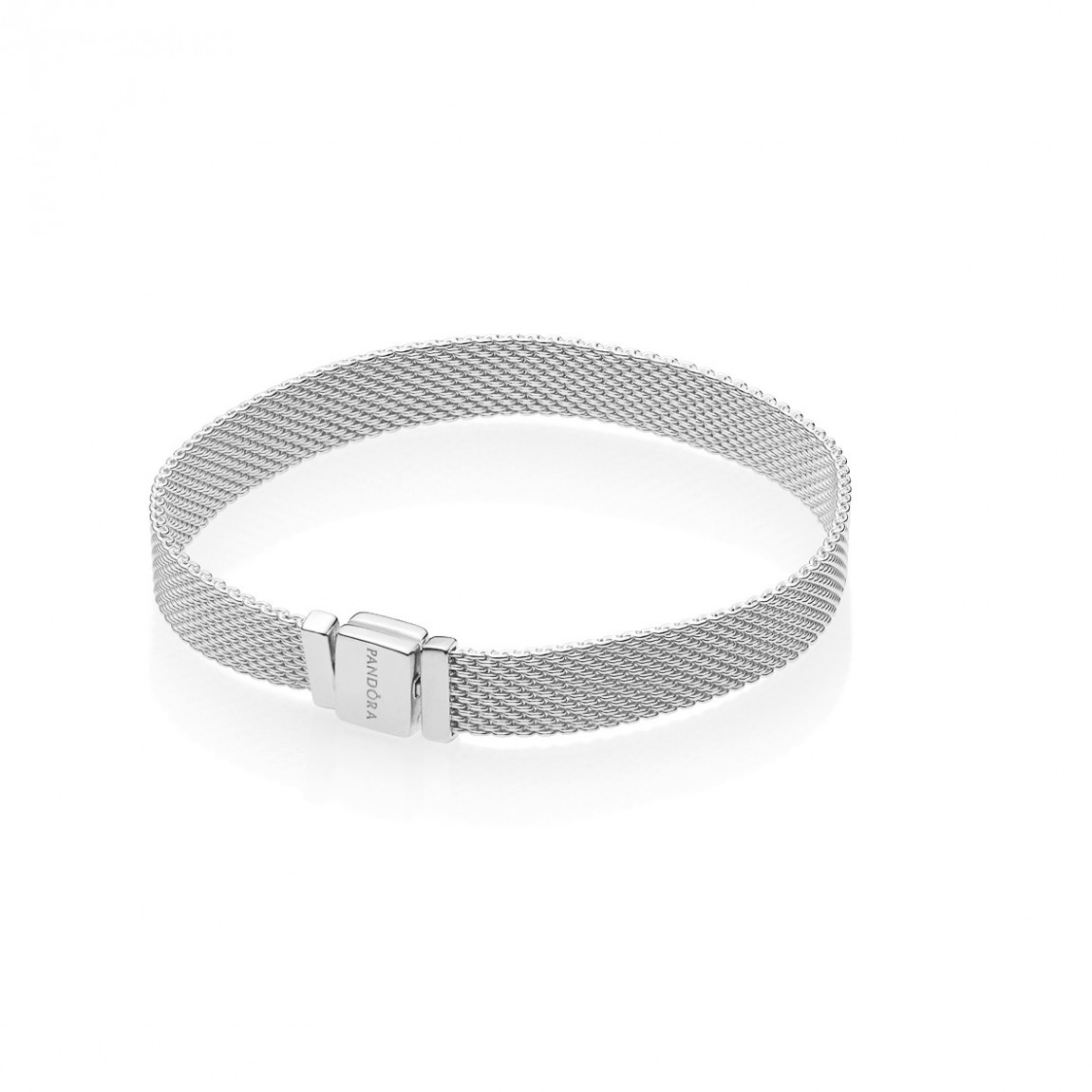 "Pandora Reflexions ""mesh"" Bracelet Within Most Up To Date Pandora Reflexions Mesh Choker Necklaces (View 9 of 25)"