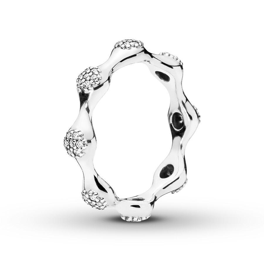 Featured Photo of Pavé Modern Lovepods Rings