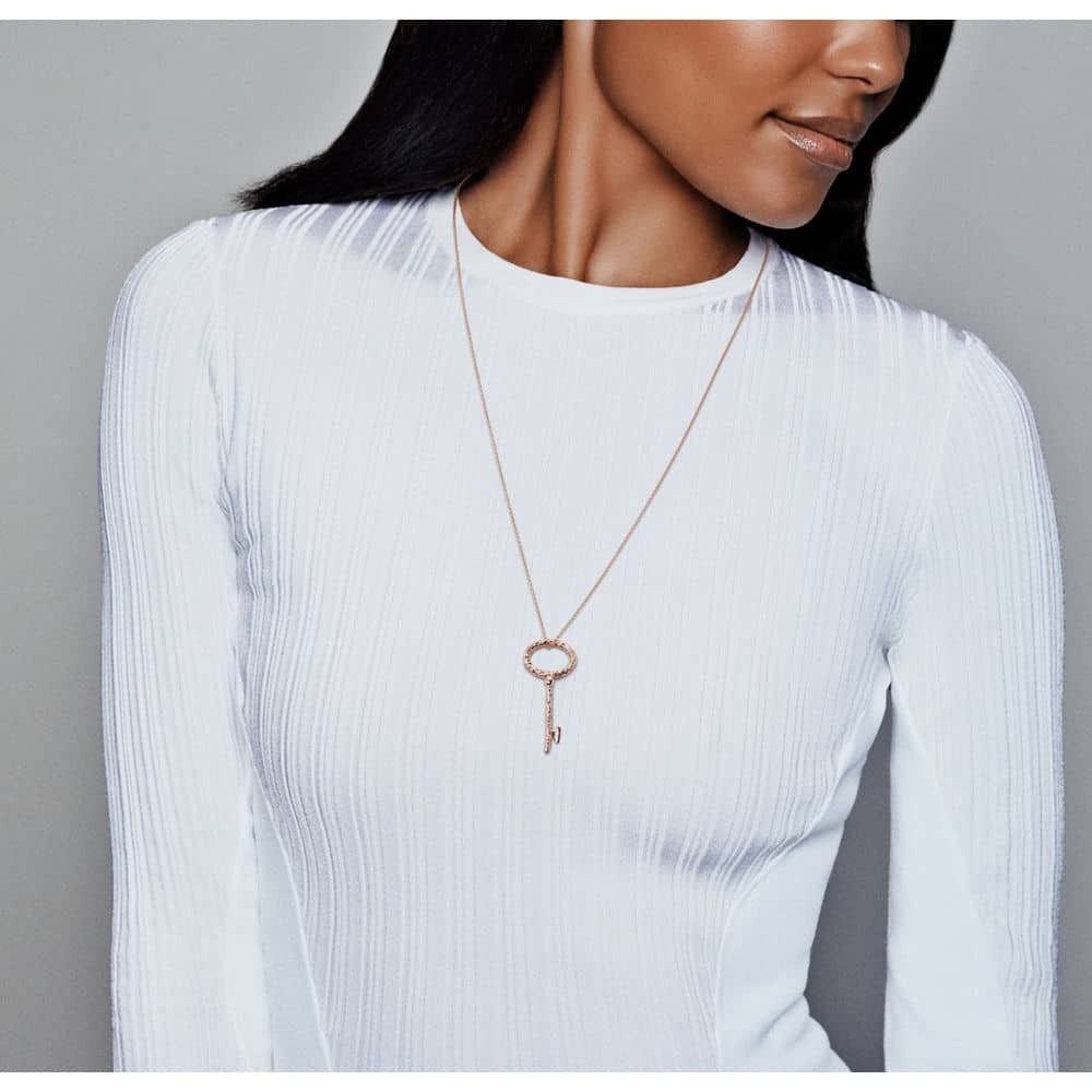 Featured Photo of Regal Key Pendant Necklaces