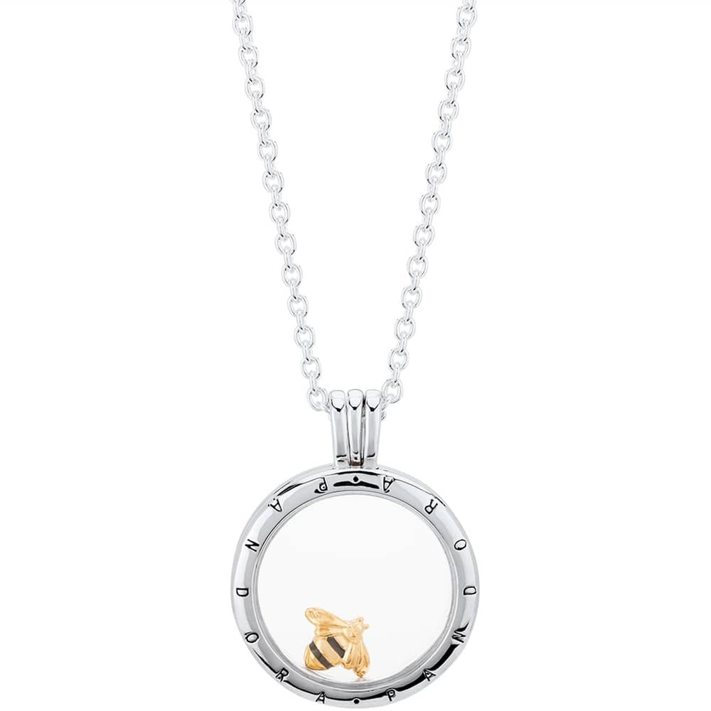 Pandora Shine Queen Bee Complete Locket Cl062 Pertaining To Most Recently Released Queen Bee Pendant Necklaces (View 15 of 25)
