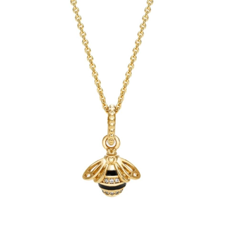 Pandora Shine Queen Bee Pendant Necklace 37% Off Retail Intended For Newest Queen Bee Pendant Necklaces (Gallery 11 of 25)